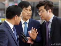 김태한 삼바 대표, '질문 사양'