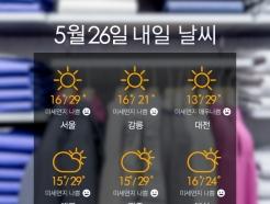 [내일뭐입지?] 초여름 날씨엔 '슬랙스+셔츠' 패션