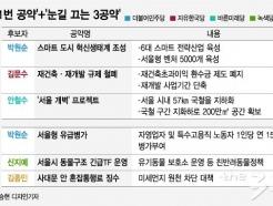 [MT리포트]최대 승부처 서울, 스마트시티vs재건축규제철폐vs'서울개벽'