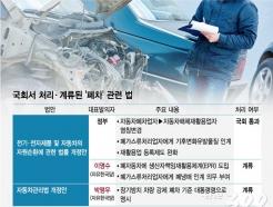 """[MT리포트]국회 """"생산자가 직접 폐차? NO…폐냉매 방출 금지 YES"""""""