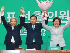 바른미래당, 김관영 신임 원내대표 선출