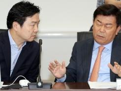 '최저임금 인상' 대책 논의 위해 만난 중기부-중기중앙회