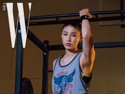 패션 모델로 변신한 김연경…걸크러시 매력 '폭발'