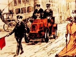 [MT리포트]'붉은 깃발' 흔들며 시속 3㎞로 달린 영국 車