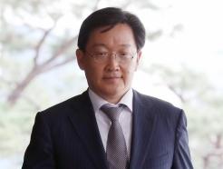 검찰 출석한 곽병훈 전 靑 법무비서관