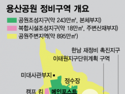 [MT리포트] 용산공원에 임대주택? 미친 집값에 '콤팩트시티론' 급부상