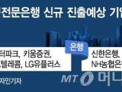 """[MT리포트]3호 인터넷전문은행 어디?…인터파크 """"출격준비"""""""