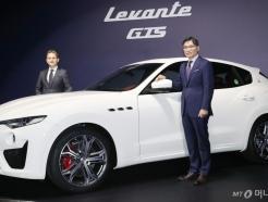 마세라티, 550마력 '르반떼 GTS' 출시