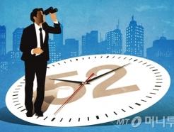 [MT리포트]주 52시간제, 봐주기 연내 종료…내년부터 강력 단속