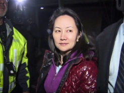[MT리포트]美中 무역전쟁 포로가 된 '화웨이 후계자'