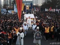 '카카오 카풀 반대' 택시업계 총파업 투쟁