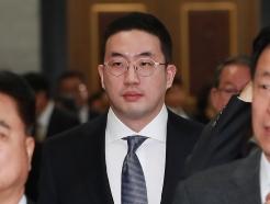 文대통령 신년회 참석한 구광모 LG 회장-이재용 삼성전자...