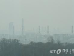[MT리포트]화력발전 출력제한에 초미세먼지 하루 3톤 줄였다
