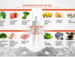[MT리포트]미세먼지 공습…미세먼지에 좋은 식품은?