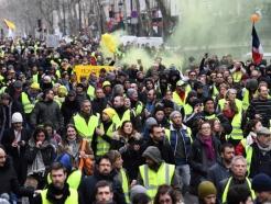 [MT리포트]브렉시트-노란조끼 시위도…시작은 '얇아진 지갑'