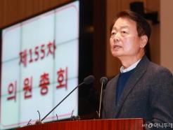 한선교 '황교안·오세훈 당대표 출마 문제 없어'