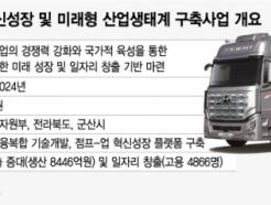 GM 떠난 전북, 미래 상용차 메카로 키운다