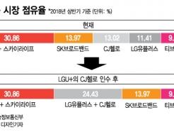 [MT리포트]CJ헬로 품는 LG유플러스, 유료방송 시장 어떻게 바뀌나