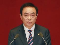 장병완, 비교섭단체 대표발언