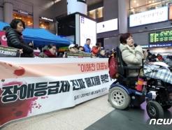[MT리포트]'복지혜택' 장애인증가… 1인당 지원은 '제자리'