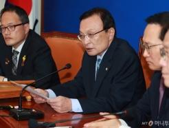 이해찬, 黃 '김정은 대변인' 발언에 경고