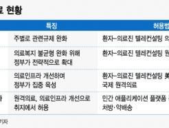 [MT리포트]한국 헤맬 때 동남아·멕시코는 '원격진료' 순항