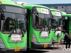 [MT리포트]'월급 250만원' 서울 마을버스는 파업 불참, 왜?