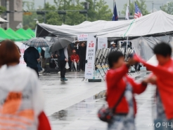 애국당-서울시 천막 갈등 장기화...시민만 불편