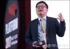 '2017 키플랫폼' 특별 강연하는 홍춘옥 팀장