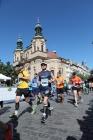 프라하 연인들의 마라톤, '나의 조국' 전율 속에 달리다