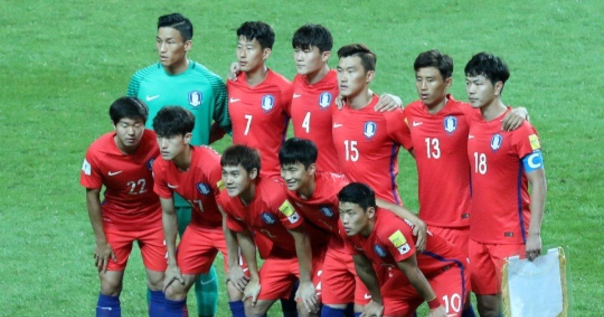 [타슈켄트 on Air] 한국, 우즈벡전서 '붉은색' 유니폼 입고 뛴다.. '우즈벡은 파랑'