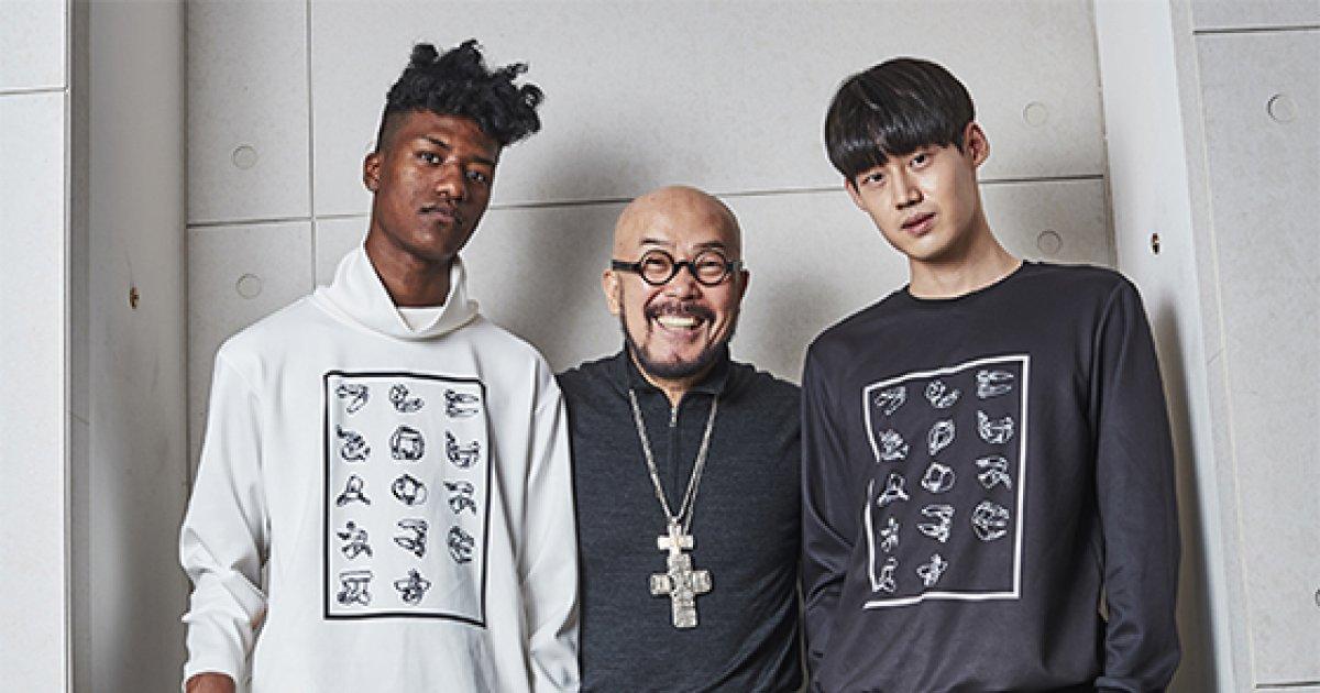 디자이너 이상봉, 한글날 기념 티셔츠 선보인다