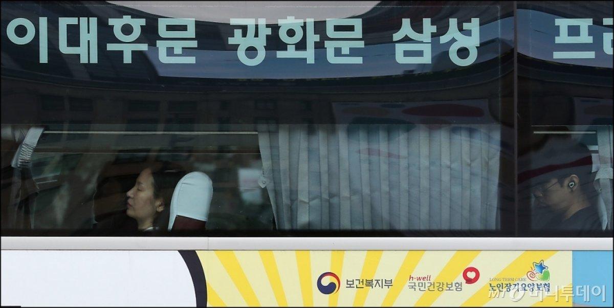 [사진]달콤한 연휴 끝, '피곤한 일상으로'