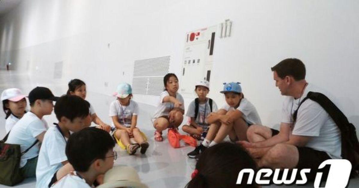 용산구, 숙명여대와 겨울방학 어린이영어캠프