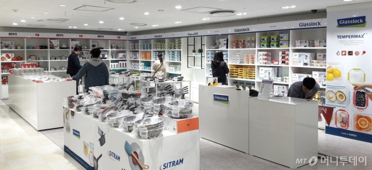 삼광글라스, 브랜드 통합 직영매장 첫 오픈