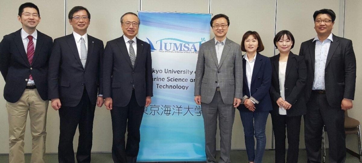 국립수산과학원, 일본 대학들과 연구협력 체계 구축