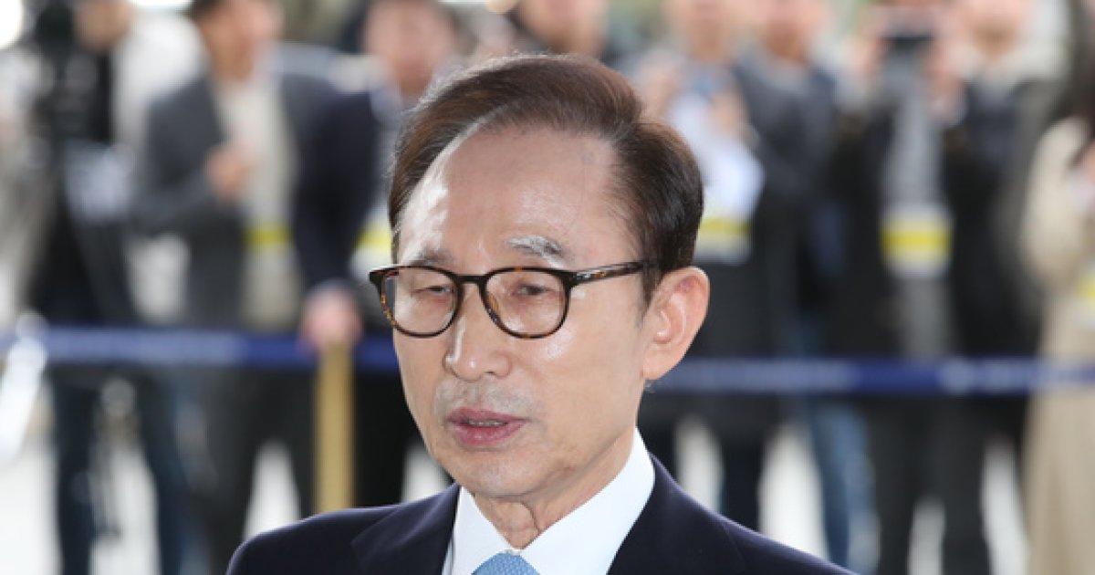 檢, 내일 MB 구속기소…'다스 직권남용' 고발 6개월만에