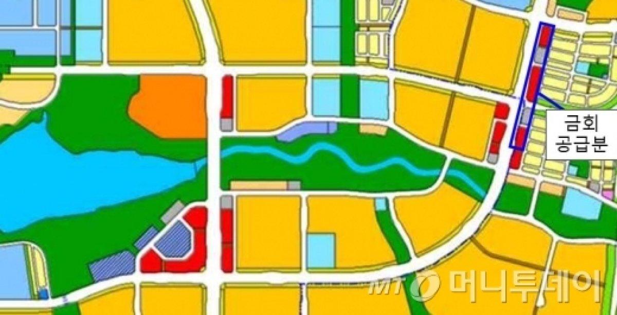 경기도시공사, 동탄2신도시 근린상업용지등 공급