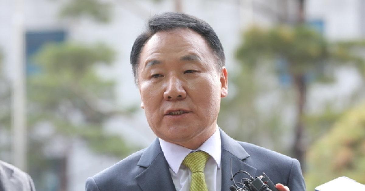 '강원랜드 채용청탁' 한국당 前강원도당 부위원장 구속