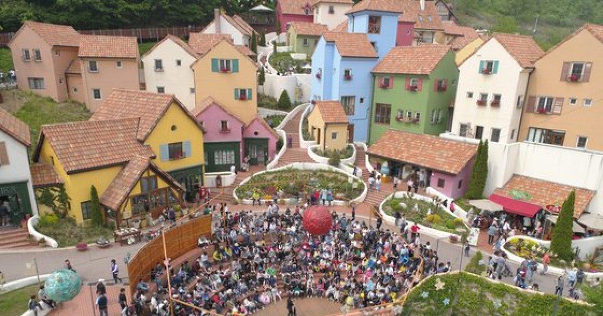 [사진]'어린이날엔 유럽 동화나라 축제로'
