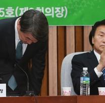 [사진]고개숙인 안철수