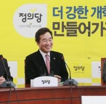 [사진]심상정-노회찬 만난 이낙연 신임 총리