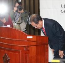 [사진]인사하는 홍준표