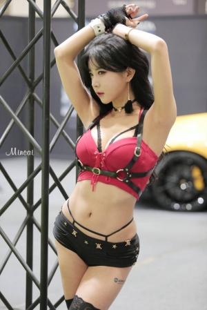 '레이싱모델 허윤미' 섹시한 자태