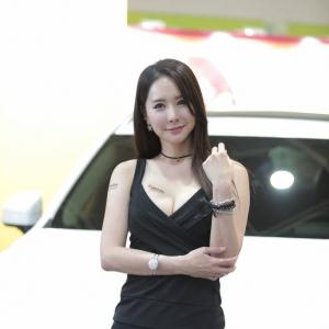 '레이싱모델 김예하'  우아한 자태
