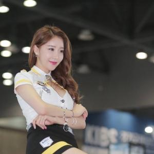 '레이싱모델 민채윤' 아름다운 미모