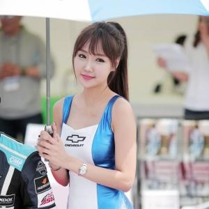 슈퍼레이스개막전 쉐보레레이싱팀 모델