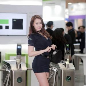 '레이싱모델 이효영' 섹시한 보안요원