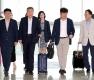 일본 수출규제 대응 위한 국회방미단 출국