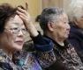 '위안부' 피해자 할머니들 첫 변론기일 기자회견